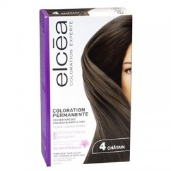 ELCEA COLORATION EXPERTE Chatain n 4