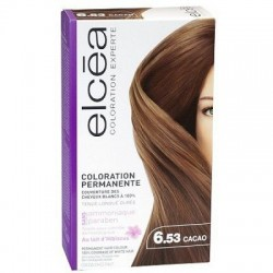 ELCEA COLORATION EXPERTE marron cacao n 6,53