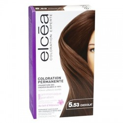 ELCEA COLORATION EXPERTE marron chocolat n 5,53