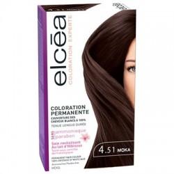 ELCEA COLORATION EXPERTE moka n 4,51