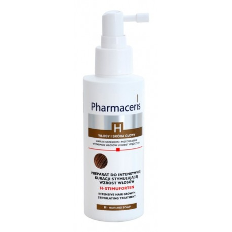 PHARMACERIS H STIMUFORTEN SOIN INTENSIF STUMILANT 125ML