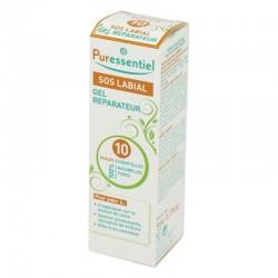 Puressentiel SOS labial gel réparateur 10 HE -5 ml