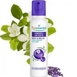 Puressentiel Spray aérien sommeil détente 12 HE - 200ml