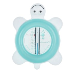 BEBE CONFORT thermomètre de bain tortue - Sailor bleu