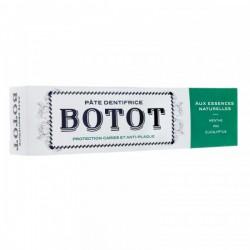 BOTOT Dentifrice vert menthe pin eucalyptus 75ml