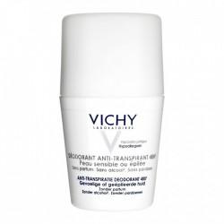 VICHY Déodorant bille anti humidité sans sel d'aluminium 50ml