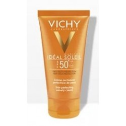 VICHY Ideal soleil CR Onctueuse 50+ T50ML