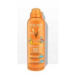 VICHY Ideal soleil brume antisable enfant spf50