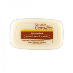 ROGE CAVAILLES Savon crème beurre de karité & magnolia 115g