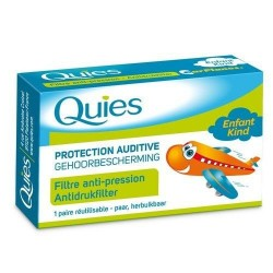 QUIES EARPLANES/ 1 paire Enfant