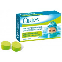QUIES EN SILICONE/ 3 paires Adulte