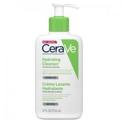 CERAVE Crème lavante hydratante 236ml