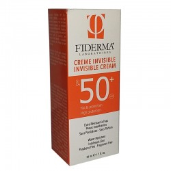 FIDERMA ECRAN INVISIBLE SPF50+