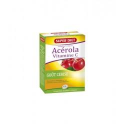 SUPER DIET Acerola Viamine C 30 CPS