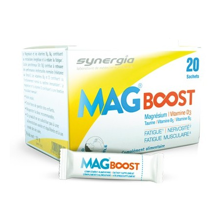 Mag Boost 20 sachets