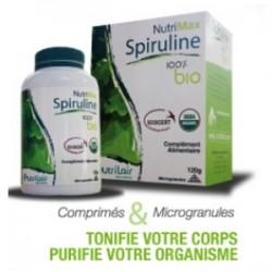 NUTRIMAX SPIRULINE BIO 240 cp