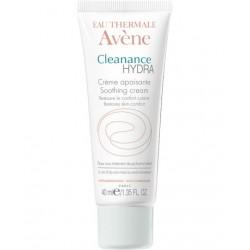 CLEANANCE HYDRA Crème apaisante 40ML