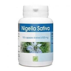 Nigelle - Nigella Sativa - 500 mg - 100 capsules