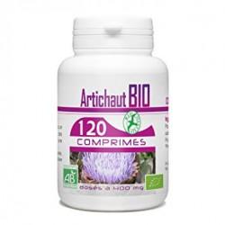 Artichaut Bio (Cynara scolymus) - 400 mg - 120 comprimés