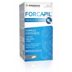 FORCAPIL CHEVEUX ET ONGLES, FORMULE FORTIFIANTE  66g
