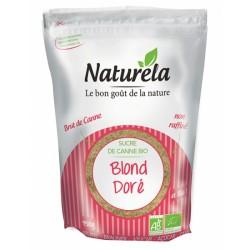 Sucre de Canne Blond Doré - NATURELA