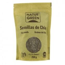 Graines De Chia Bio - 250 G - Natur Green