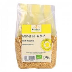 PRIMÉAL Graine de lin doré France 250g