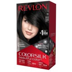 Revlon Colorsilk Coloration 11 Noir Fondant