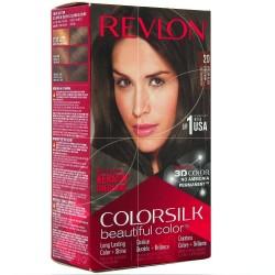 REVLON - COLORATION COLORSILK N°20 BRUN NOIR