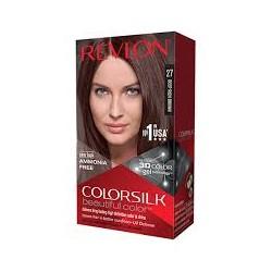 Revlon Colorsilk Coloration 27 Châtain Riche Profond
