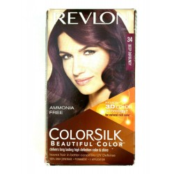 Revlon Colorsilk N34 Deep Burgundy