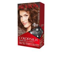 Revlon Colorsilk Coloration 46 Châtain Doré Moyen