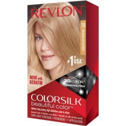 Revlon - revlon colorsilk senza ammoniaca 70 medium ash blonde