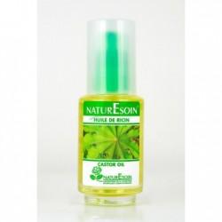 Nature soin : huile de Ricin 50 ml