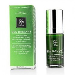 APIVITA Bee Radiant Age Defense Illuminating Serum 30ml