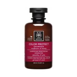 Shampooing Protecteur de couleur Apivita 250 ml