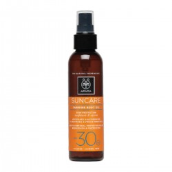 APIVITA PROTECTION SOLAIRE HUILE CAPILLAIRE PROTECTRICE SPRAY SOIN SOLEIL 150ML