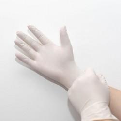 Les gants médicaux 100piéces