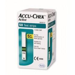 Accu-Chek Active 50 Test Strips