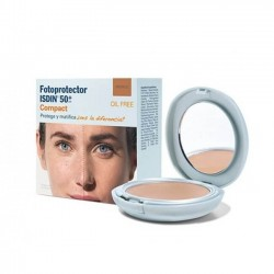 ISDIN Fotoprotector Compact SPF50+ Color Bronze 10g