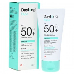 Daylong Face Sensitive Gel-Fluide Léger SPF50+ 50 ml