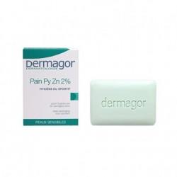 DERMAGOR PAIN PY ZN 2% 80G PEAUX SENSIBLES