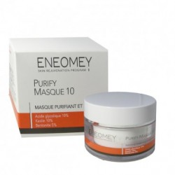 ENEOMEY PURIFY MASQUE 10 PURIFIANT ET MATIFIANT 50ML