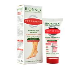 BIONNEX PERFEDERM rème pour les pieds et les jambes 60ml
