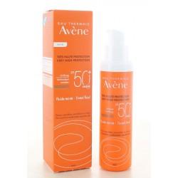 AVENE Fluide Teinté Très Haute Protection SPF50+ 50 ml