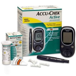 ACCU-CHEK Active Kit Blood Glucose