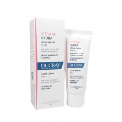 DUCRAY HYDRA CREME LEGERE PEAUX NORMALES A SECHES 40ML
