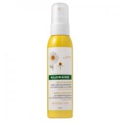 KLORANE soin soleil Spray éclaircissant à la Camomille 125 ml