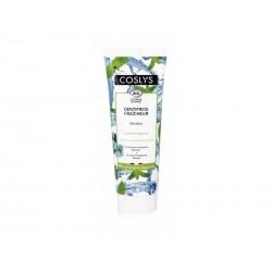 COSLYS Dentifrice fraîcheur menthol Bio - 75 ml