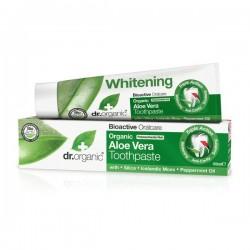 Dr.Organic Dentifrice à l'aloe vera - 100 ml